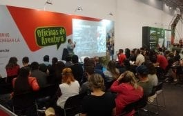 Mochilão é assunto que movimenta segundo dia de Adventure Sports Fair