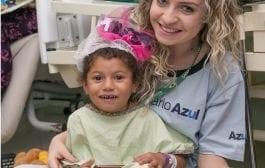 Azul e Operação Sorriso promovem mais de 50 cirurgias na região do Cariri