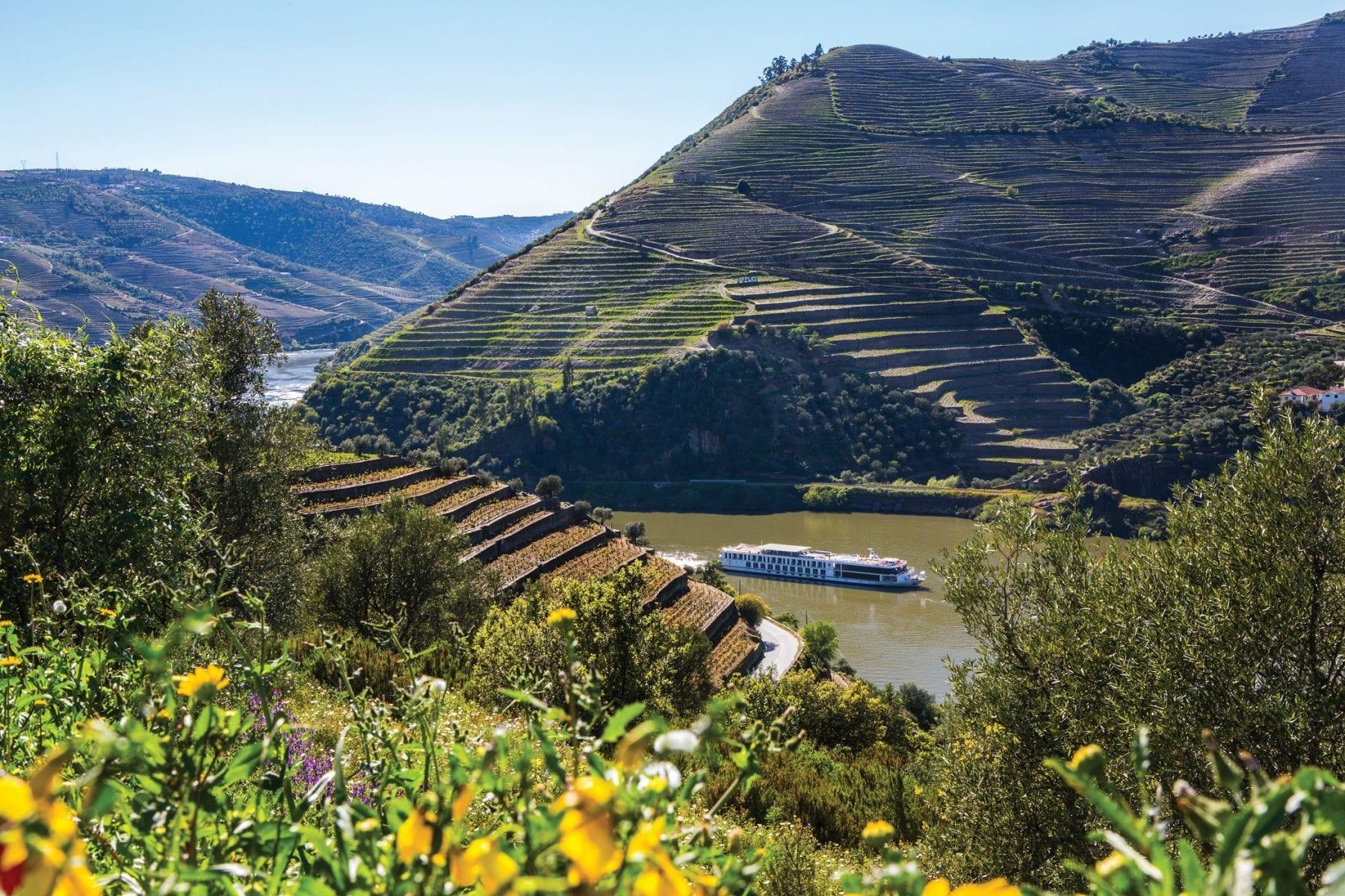 Uniworld Boutique River Cruises lança dois roteiros pelo Rio Douro