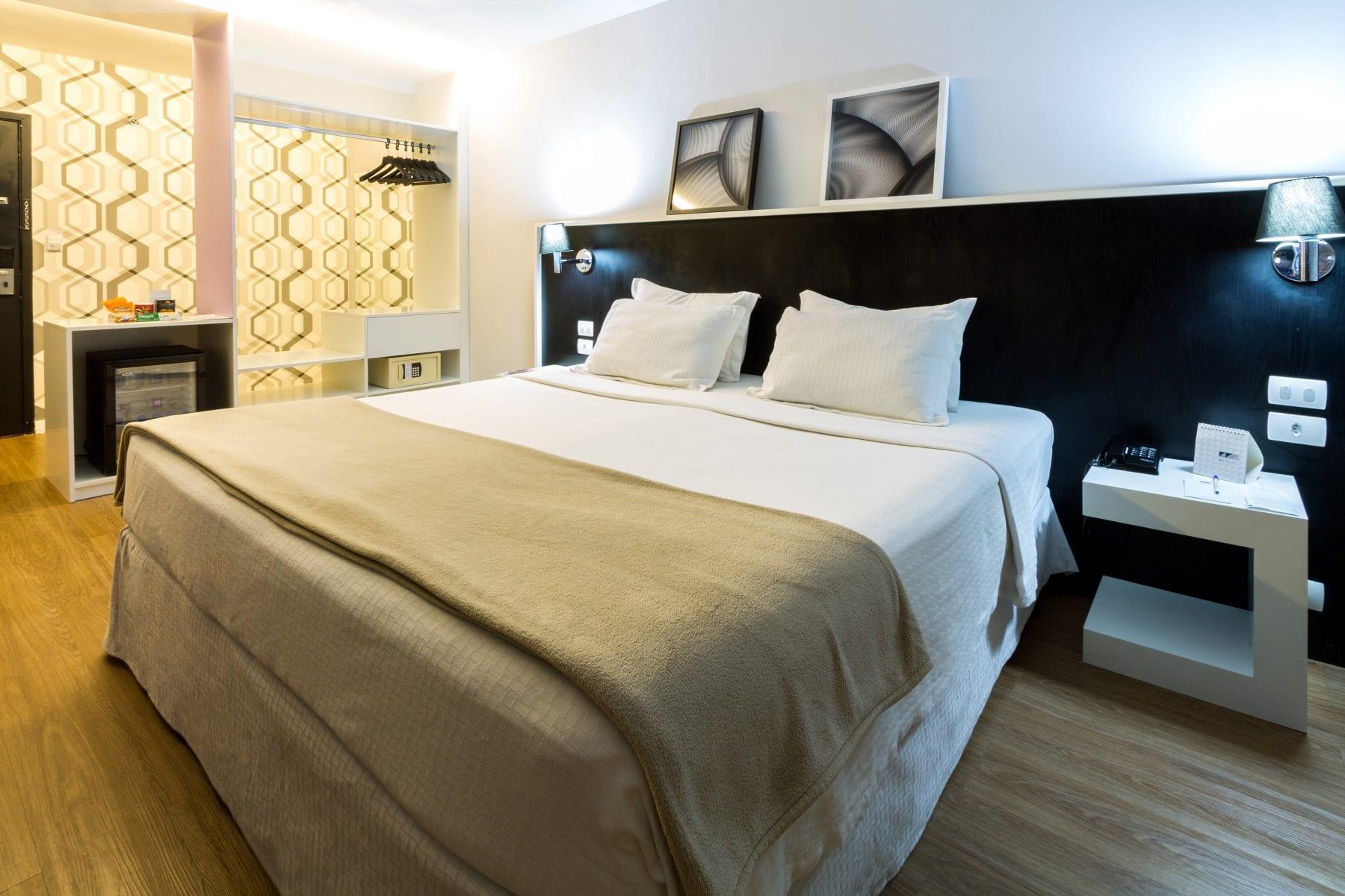WZ Hotel Jardins apresenta nova nomenclatura dos quartos