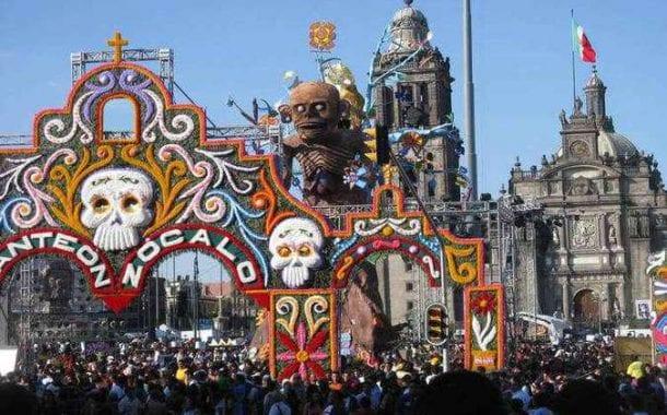México se prepara para celebrar o Dia dos Mortos