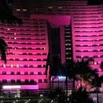 """Hotéis da Atlantica em Alphaville promovem a campanha """"Outubro Rosa"""""""