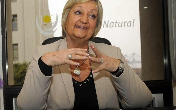 Lilian Kechichian, ministra do turismo do Uruguai, confirma participação na Festuris