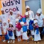 Novotel promove ação especial de culinária para as crianças no Halloween