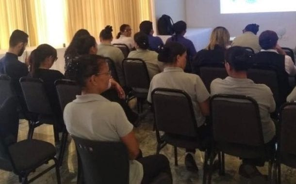 Actuall Convention realiza palestra com tema cancêr de mama