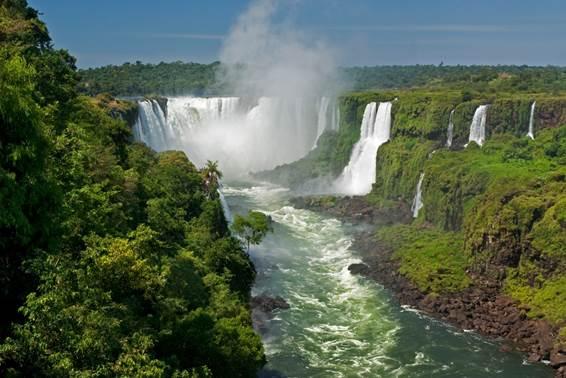 Parque Nacional do Iguaçu amplia horário no feriado de Finados