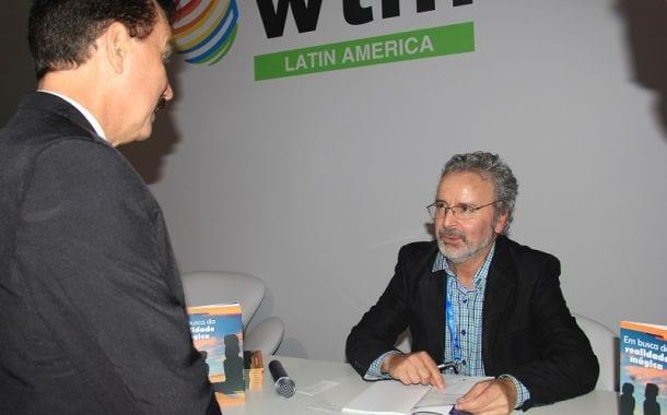 Paulo Atzingen lança livro e faz palestra na Adventure Sports Fair