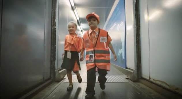 Gol desenvolve uniformes infantis para filhos de colaboradores em comemoração ao Dia das Crianças
