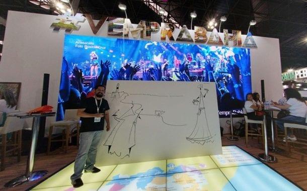 Destinos Nacionais na Abav-Expo 2018