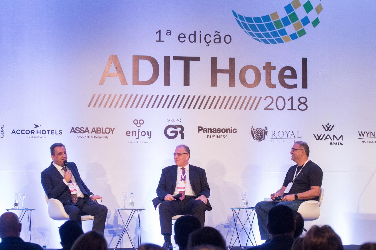 Debates no ADIT Hotel mostram otimismo, mas setor cobra ações efetivas