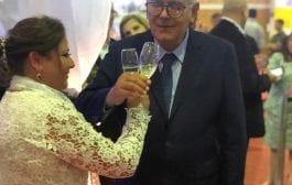 Casamento civil no Festuris mantém alto nível de criatividade em feiras