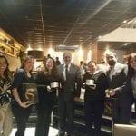 GTA premia agentes na campanha Jantar com as Estrelas
