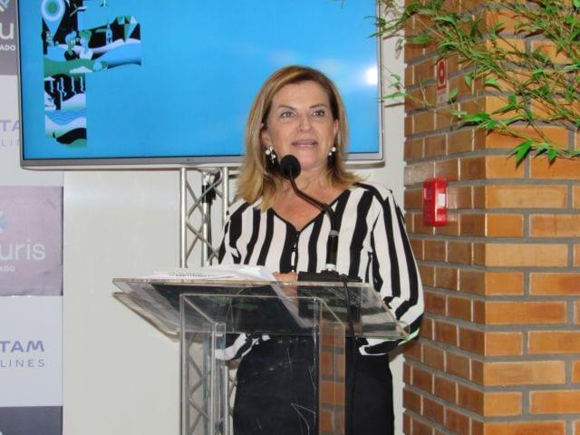 Emocionada, Marta Rossi agradece pelo sucesso do 30º Festuris Gramado