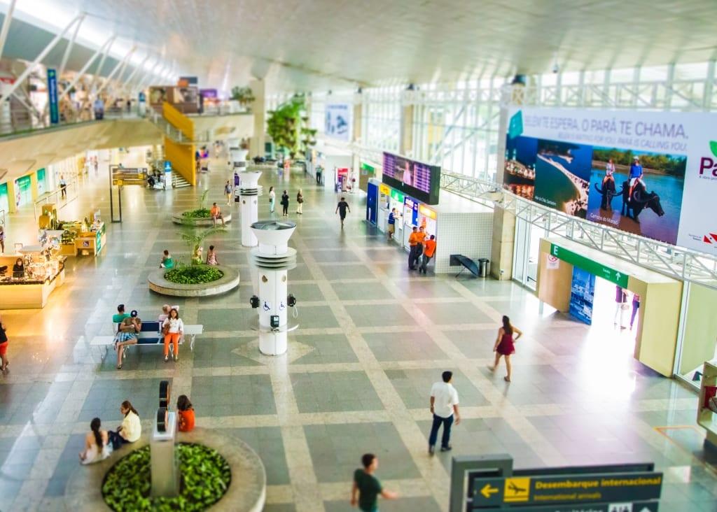 Aeroporto Internacional de Belém implanta o Centro de Gerenciamento Aeroportuário