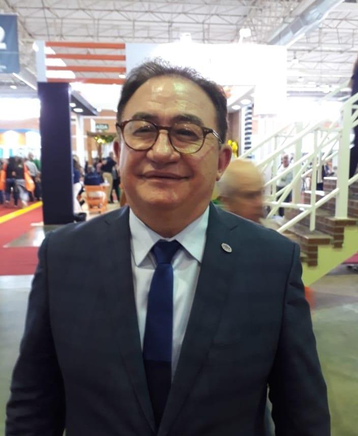 Manoel Linhares, presidente da ABIH Nacional: