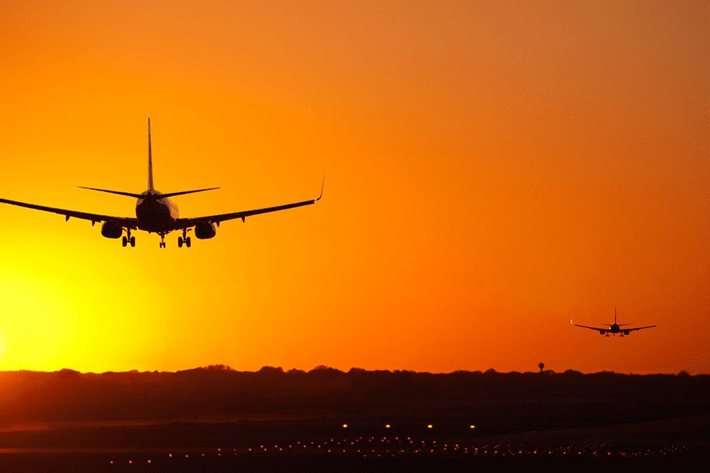 Tecnologia auxilia aviação a enfrentar mudanças no clima