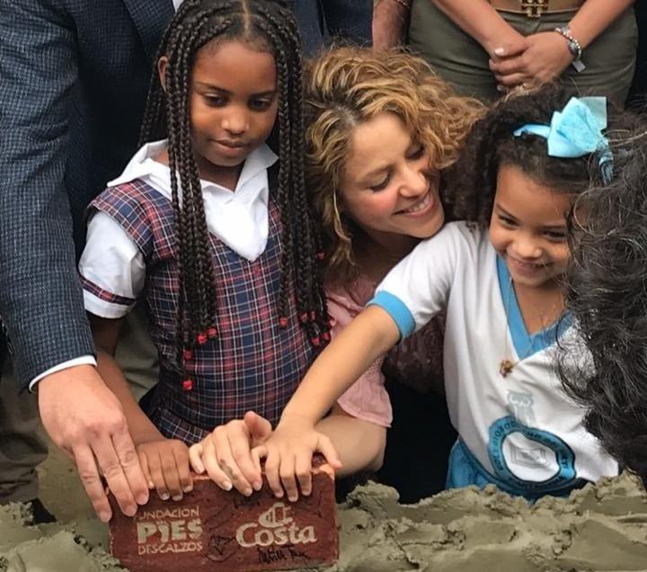 Parceria entre Shakira e Costa Cruzeiros é promessa de novos sonhos em Cartagena, na Colômbia