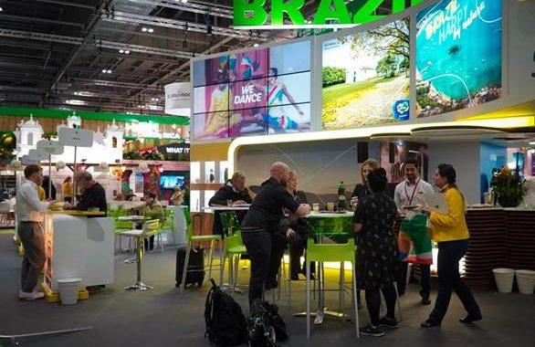 Embratur promove presença brasileira na feira de turismo WTM
