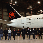 Air Canada recebe o prêmio Canada's Top 100 Employers (2019)