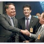 Presidente da ABIH encontra Jair Bolsonaro e futuro ministro do Turismo