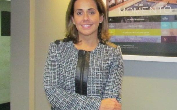 """Adriana Cardoso, diretora de marketing da Bourbon: """"o apelo (de comunicação) para o resort é 100% emocional"""""""