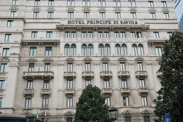 Como Lady Gaga, George Clooney e Madonna, conheça o Hotel Principe di Savoia (Itália)