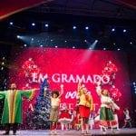 Natal pelo Mundo é um dos espetáculos do Natal Luz de Gramado (Confira imagens!)