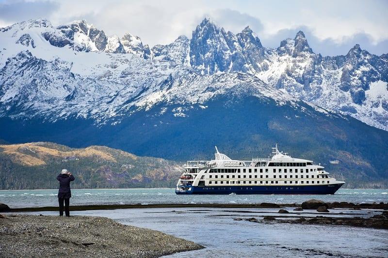 Australis fatura o Cruise Critic Awards 2018 como a melhor rota de navegação na América do Sul & Antártida