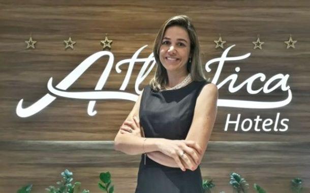 Flavia Buiati é a nova vice-presidente jurídico e financeiro da Atlantica Hotels