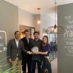 Pestana Rio Atlântica recebe prêmio da ABIH pelo projeto co-working