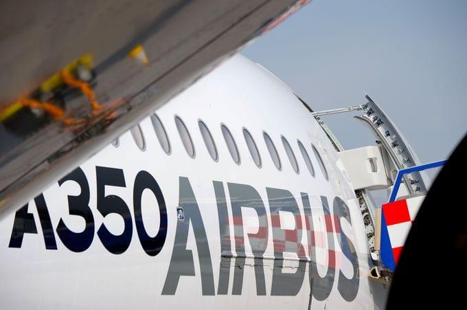 Airbus comemora novo recorde de entregue de aeronaves em 2018