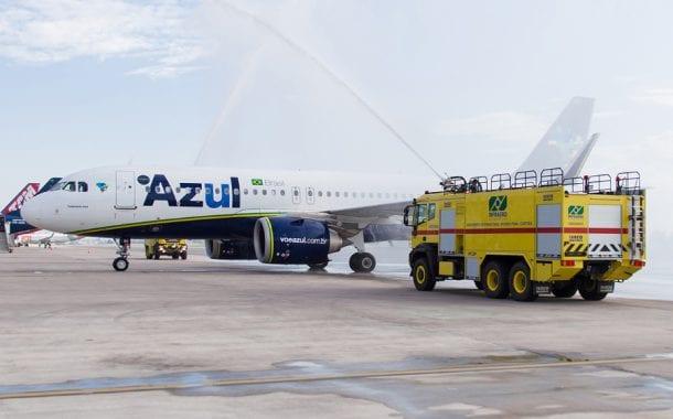 Azul Linhas Aéreas inaugura operação Campinas (SP) - Buenos Aires (Argentina)