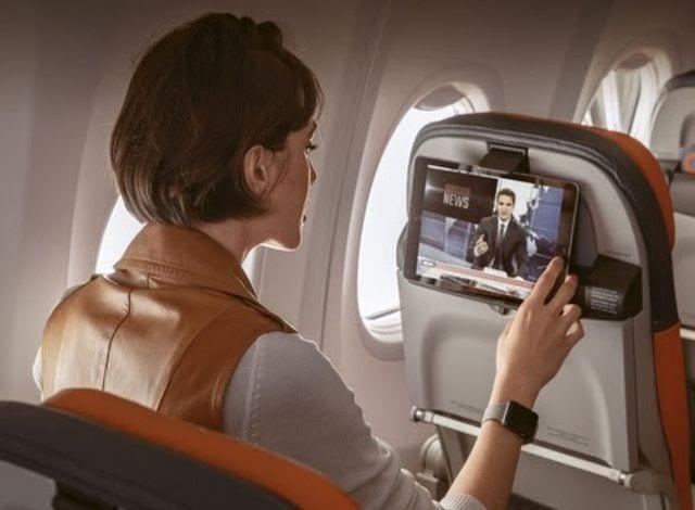 Gol Linhas Aéreas registra recorde de acessos à internet por passageiros em 2018