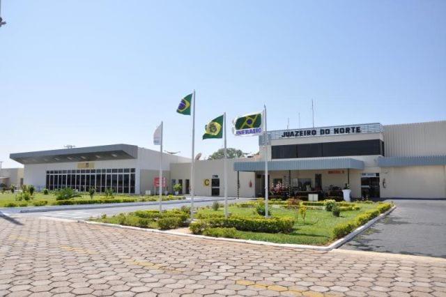 Aeroporto de Juazeiro do Norte, no Ceará, supera recorde de passageiros em 2018