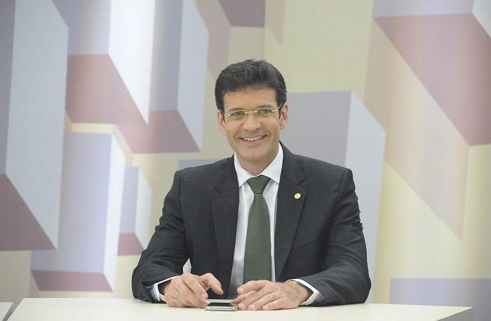 Marcelo Álvaro Antonio é o ministro do Turismo do governo Bolsonaro