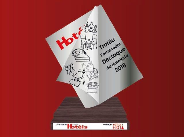 Votação para eleger os Melhores Fornecedores da Hotelaria de 2018 termina hoje; saiba como votar