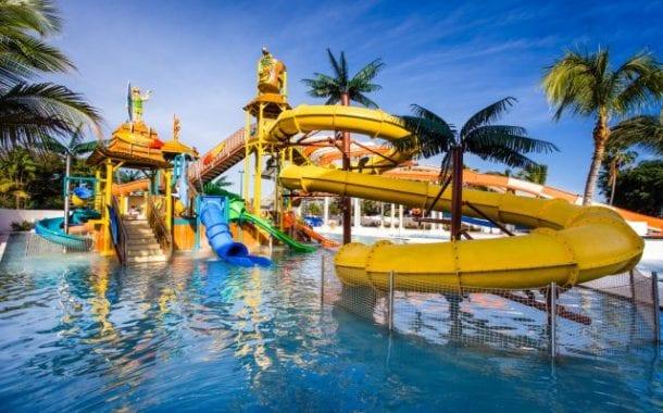 Hard Rock Hotel Riviera Maya (México) inaugura parque aquático Rockaway Bay