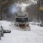 Neve castiga o meio oeste e a costa leste dos Estados Unidos