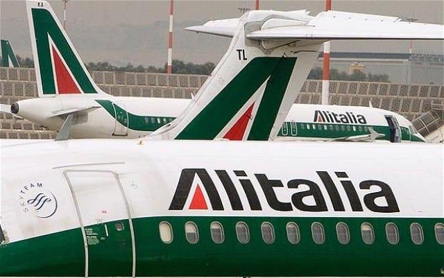 Alitalia é a segunda companhia aérea mais pontual do mundo no mês de janeiro