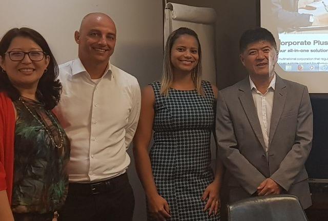 Abracorp apresenta projetos em reunião do CWG - Corporate Working Group