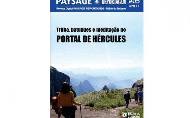 DIÁRIO lança sua nova edição da Paysage Reportagem