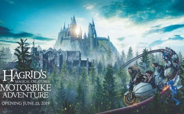Nova montanha-russa com tema de Harry Potter será inaugurada no Universal Orlando Resort (EUA) em junho
