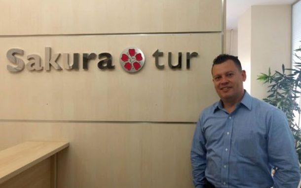 Sakuratur apresenta Emerson Camilo como novo CEO da empresa