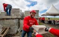 Programa Global Build da Delta com a Habitat for Humanity, acontece pela primeira vez no Brasil