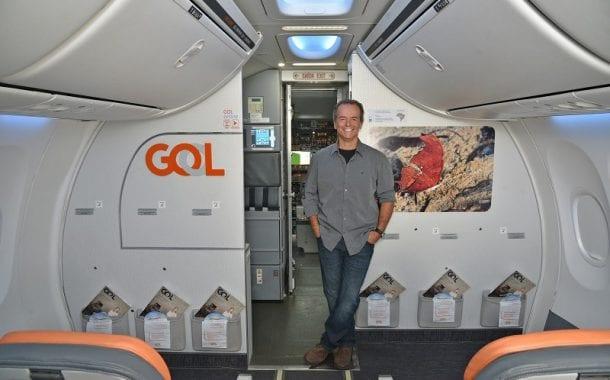 GOL inicia projeto Mostra Brasil e mostra diversidade do país