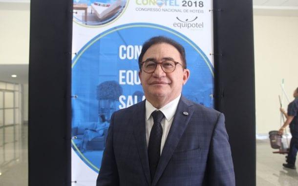 Manoel Linhares, presidente da ABIH Nacional, inicia agenda de divulgação do Conotel/Equipotel Regional nos Estados do Brasil