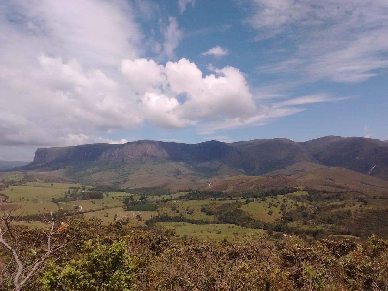 São Roque de Minas é recanto de cachoeiras e paisagens monumentais
