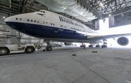 British Airways apresenta aeronave com o design Negus em comemoração ao seu centenário