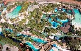 Parque aquático Thermas dos Laranjais celebra feriado com desconto de 50% a moradores de cinco cidades paulistas