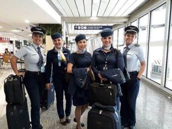 Azul Linhas Aéreas aposta em tripulação 100% feminina para comemoração do Dia Internacional da Mulher